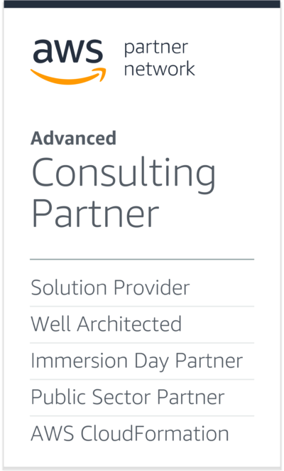 Clouxter_SolutionProvider_WellArchitected_ImmersionDayPartner_PublicSectorPartner_AWSCloudFormation