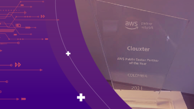 AWS PUBLIC SECTOR PARTNER OF THE YEAR