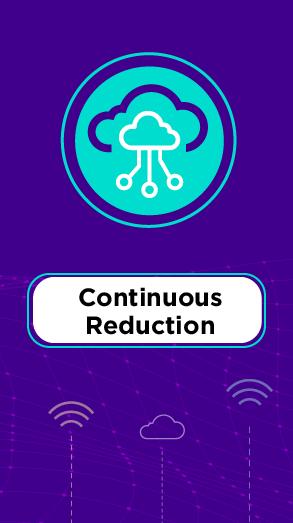 Tarjeta - Continuous Reduction